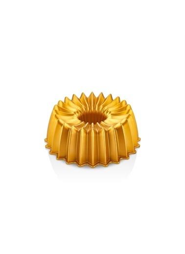 Bernardo Regina Döküm Granit Gold Kek Kalıbı Altın